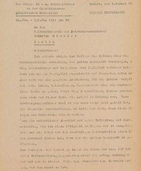 Aktion Reinhardt - Globocnik - 5359 - 1944-01-05